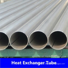 A249 Fully Annealed & Welding Bead Removed Stainless Steel Welded Tube