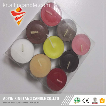 지름 3.8cm Tealight candle to Singapore
