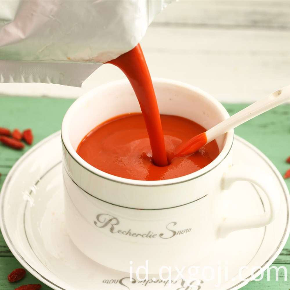 Goji Berry Juice for Health