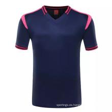 El nuevo modelo del equipo de fútbol de los niños lleva el jersey de fútbol de los niños del uniforme del fútbol con la sublimación