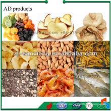 Advanced Sanshon SSJ Modelo de secado de alimentos para túneles de frutas y verduras