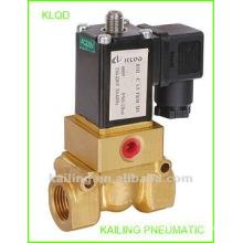 KL0311 Válvulas solenoides de 4 vías para compresor de aire / DC24V, DC12V, AC110, AC120V