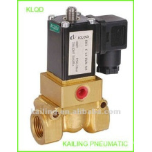 KL0311 Válvulas solenóides de 4 vias para compressor de ar / DC24V, DC12V, AC110, AC120V