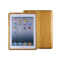 Customize Bamboo Protective Case for iPad