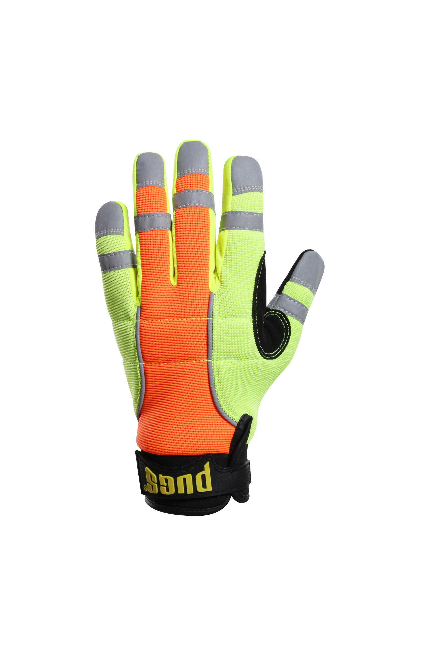 new style luminous cycling gloves