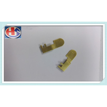 Custom Made Brass H65 Battery Contact, (HS-BC-001)