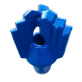 3 wings / 4 wings blades water well drilling drag bit