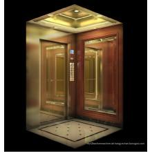 Safe & Non Noise Upscale Hotel Aufzug (KJX-JD201)