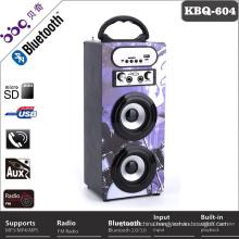 Factory price OEM bluetooth portable karaoke speaker