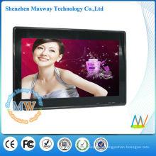 Décodage HD 1080p 15,6 pouces cadre photo numérique