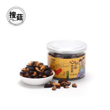 Köstlicher Shiitakecrisps gesunder Snack von China