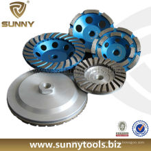 Heißer Verkauf Sunny Single Turbo Diamond Cup Rad (SY-DTW-77)