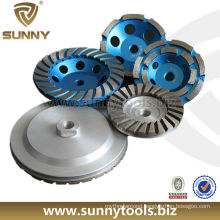 Hot Selling Sunny Single Turbo Diamond Cup Wheel (SY-DTW-77)