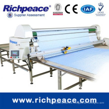 "Richpeace Model ""V"" Knitted and Woven Fabric Automatic Spreading Machine"