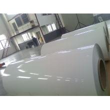 Pulverbeschichtete Aluminiumbleche