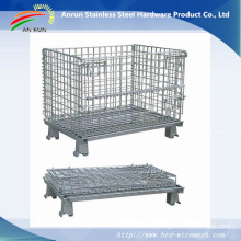 Wire Mesh Storage Stacking Basket