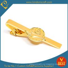 Venta al por mayor de China baratos baratos personalizados Clip Tie con caja de alta calidad