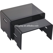 Top sell morden coffee table in acrylic material