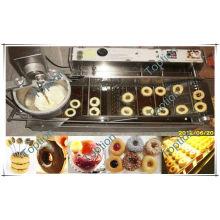 Горячие продажи Пончик чайник (из нержавеющей стали материал, с маслом поставить клапан, донат счетчик)