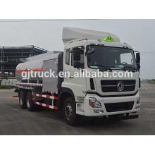 Dongfeng 4X2 drive Aviones refuller truck para avión