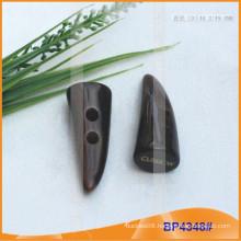 Plastic Horn Shape Button BP4348