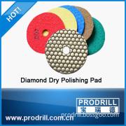 Wholesale dry diamond polishing pad