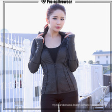 Custom Sports Training Clothes Traning Jacket for Women