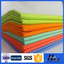 Tecido tingido de poliéster / algodão / tecido camisas
