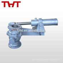 válvula de bola dual del código hs del control remoto hidráulico del hs