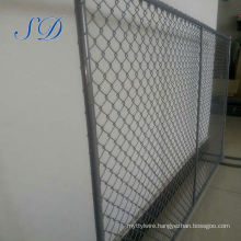 Australia Construction Chain Link Artificial Temporary Fence