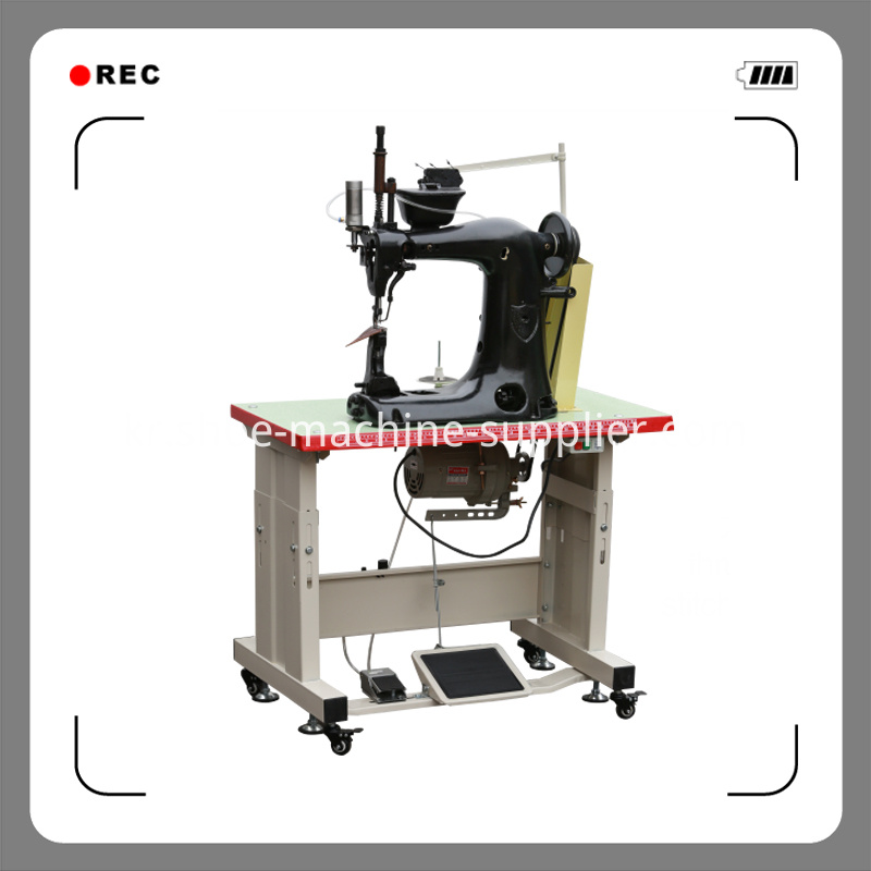 Three Needles Chain Stitch Sewing Machine