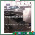 Challot de China, cebolla de primavera, cepillos lavadora, lavadora de vegetales
