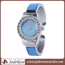 Inteligente e moda liga pulseira relógio de pulso