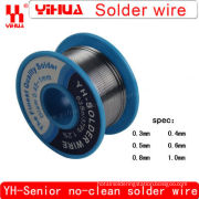 Rework Soldering Station Parts , Solder Wire Rosin Containing