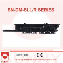 Selcom et Wittur type ascenseur Landing cintre de porte 2 panneaux ouverture latérale (SN-DM-SLL / R)