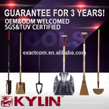 Wooden Handle Garden Tools Different Types Shovel