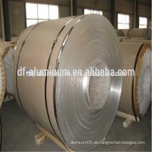 Beschichtete Aluminiumspule für Dachbleche