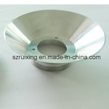 CNC Turning Aluminum Machining Prototype Service Lamp Shield