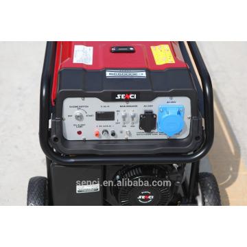 Generador de gasolina para uso doméstico de uso en casa enfriado por aire