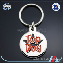 Soft enamel custom nfc dog tag