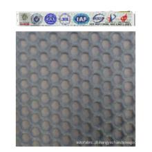 100% tecido de malha de poliéster para vestuário vestuário