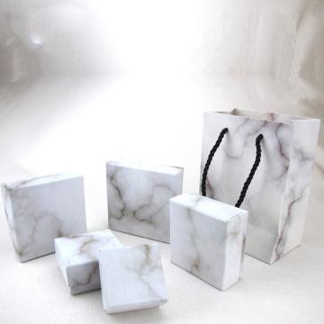 Marble pattern bulk buy jewellery boxes