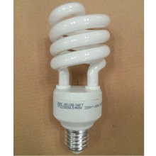 24W Half Spiral Cfls Bulb with 8000 Hours Lifespan