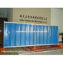 2X2.1m Temporary Steel Hoarding Panel