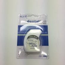 Soie dentaire nettoyante en profondeur en forme de lune promotionnelle
