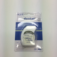 Рекламная лунная фигура Deep Clean Dental Floss