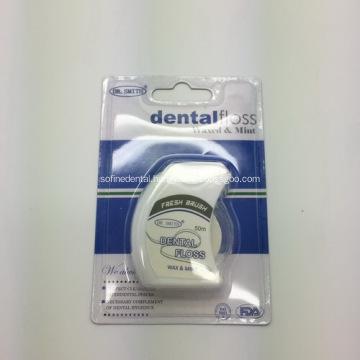 Promotional Moon Shaped Deep Clean Dental Floss