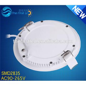 CE ROHS Aprovado alta qualidade 15W SMD2835 quadrados levou luz do painel