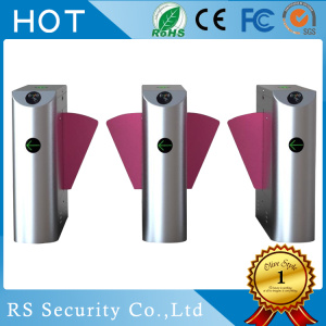 Pembaca RFID Card Reader Scanning Flap Barrier