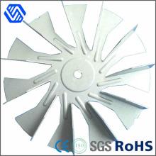 CNC Turbine Teile Pulver Metallurgie Stanzen Blech Fertigung